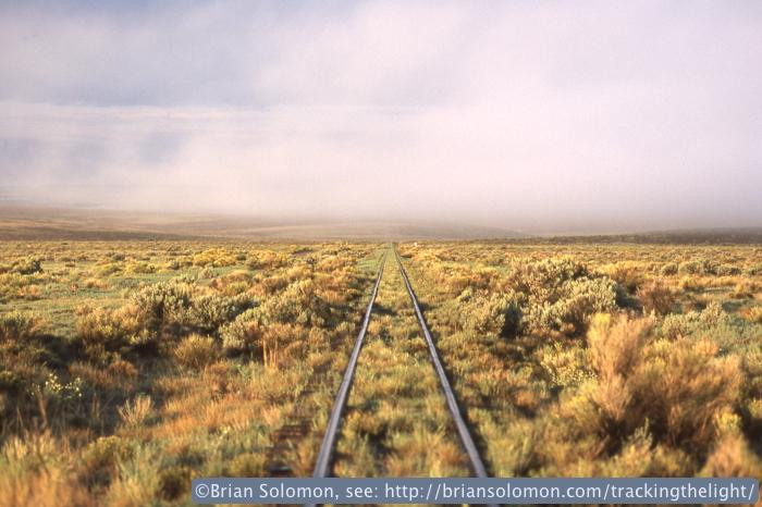 Cumbres & Toltec former Denver & Rio Grande Western three-foot gauge line, Colorado.