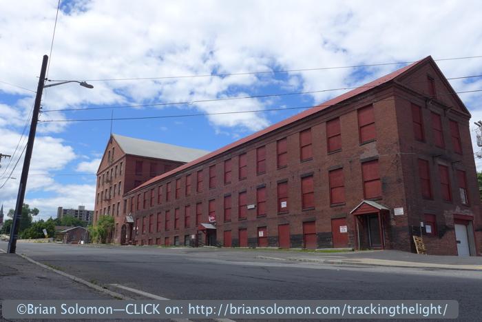 Lyman Street in Holyoke on Sunday June 22, 2014. Lumix LX-7 photo.