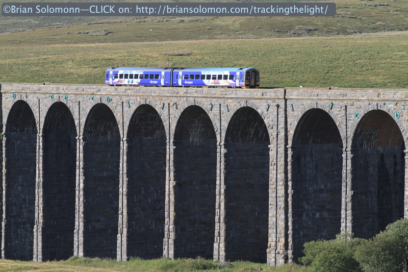 Ribblehead. Canon EOS 7D with 200mm lens.