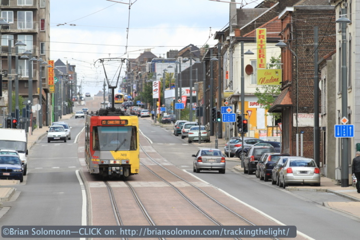 Canon 7D view in Charleroi, Aug 2014. Photo by Brian Solomon.