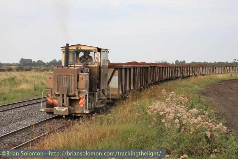 Bord na Mona loads near Blackwater, September 2014. Canon EOS 7D with 40mm pancake lens.