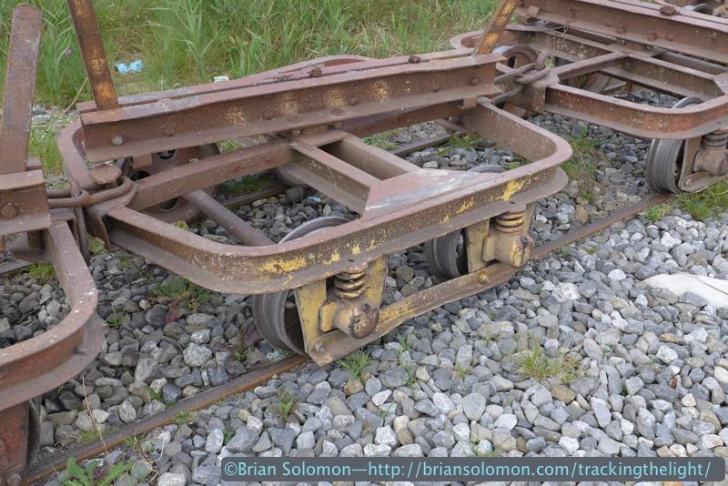 panel track trucks. Lumix LX7 photo.
