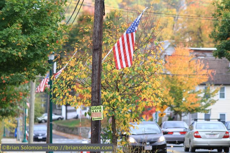 Millers Falls, Massachusetts, October 18, 2014.
