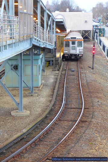 SEPTA's Broad Street Subway must be the region's least photographed railway line. Why, I don't know. Lumix LX7 photo.