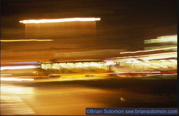 Olomouc, Czech Republic, January 2009. Exposed on Fujichrome with a Canon EOS 3.