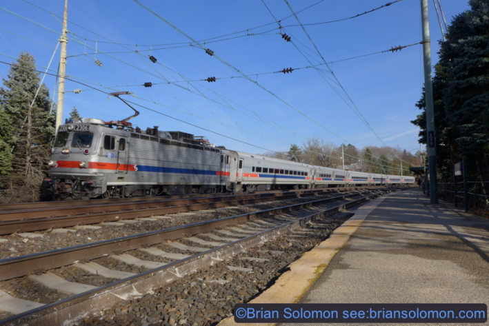 A training special at Narberth on December 4, 2014. Lumix LX7 photo.