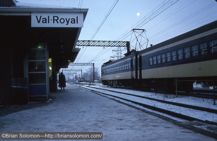 January 11, 1993, Val Royal, Montreal.