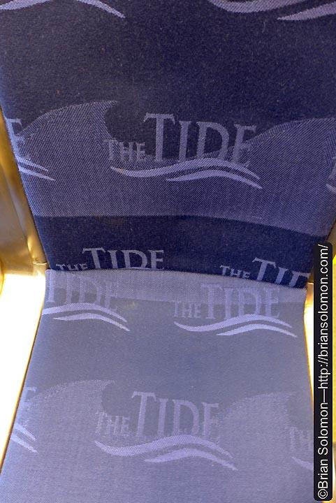 Tide seats. Lumix LX7 photo.