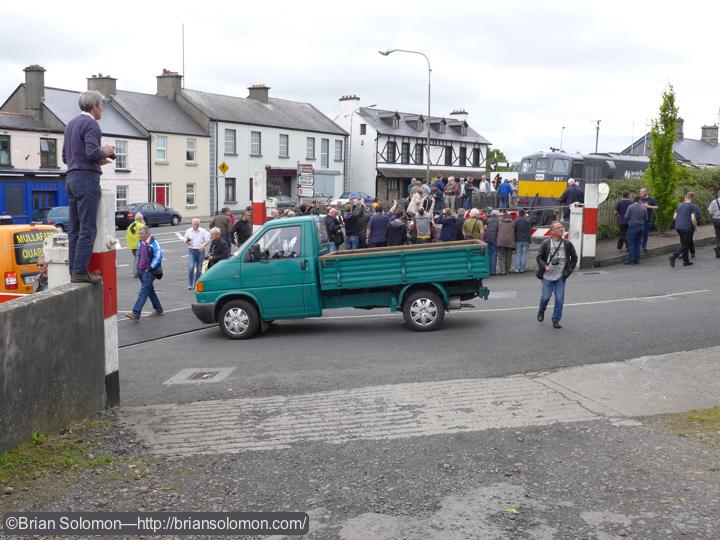 Ballina, County Mayo.